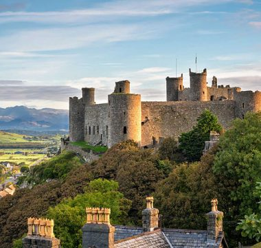 10 Amazing Castles in North Wales