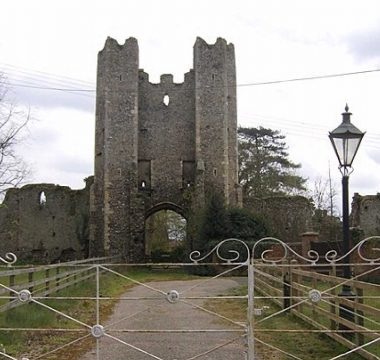 5 Amazing Castles in Suffolk