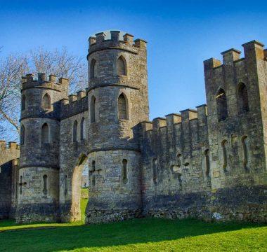7 Amazing Castles in Somerset