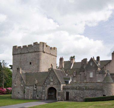 Castles near Aberdeen