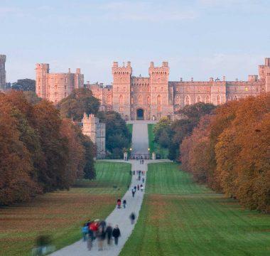 Castles near London
