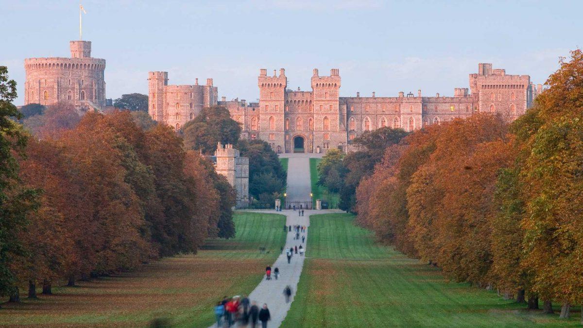 Castles in London