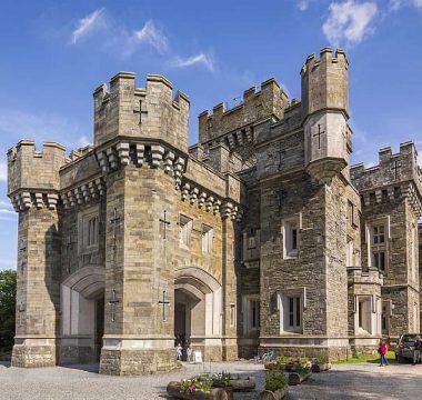 Wray Castle Lake District