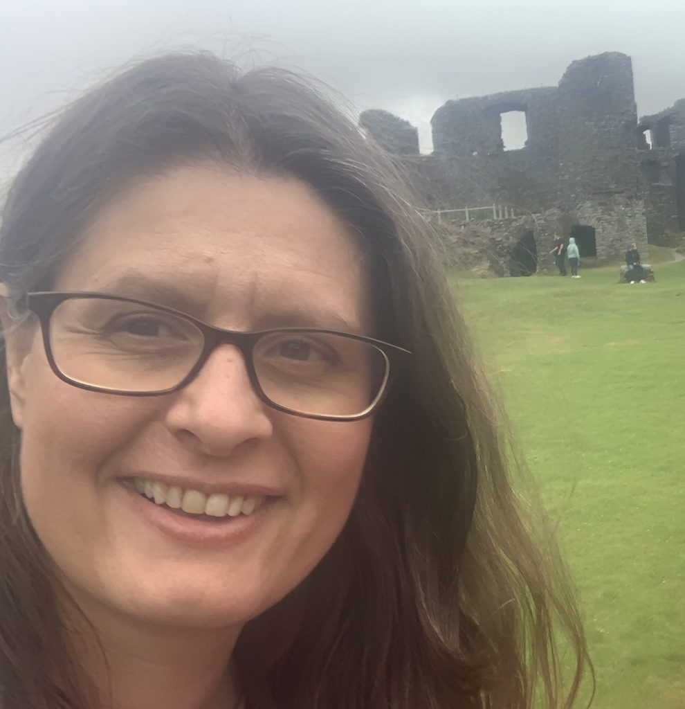 Amy Green author Britains Castles