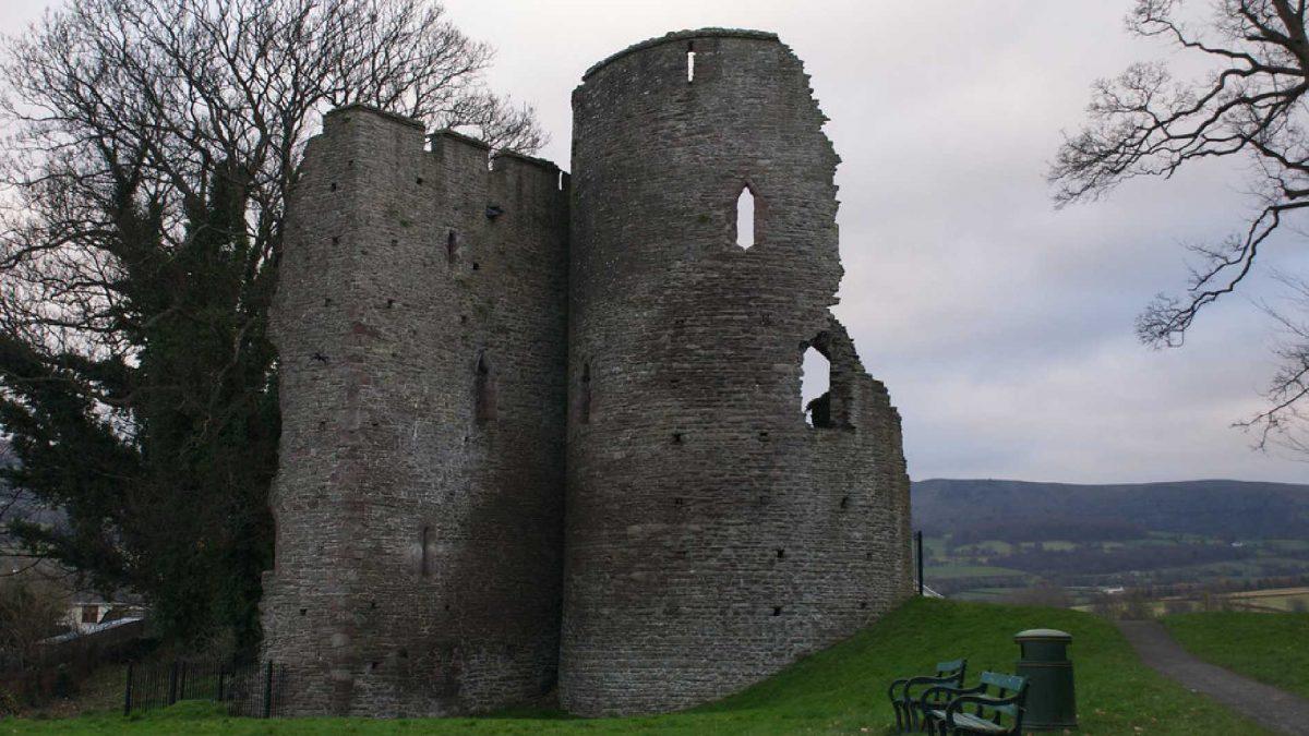 Castles near Brecon