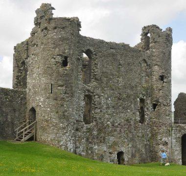 Castles near Tenby