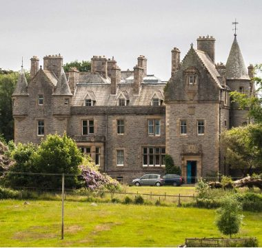 Castles in Dumfries and Galloway