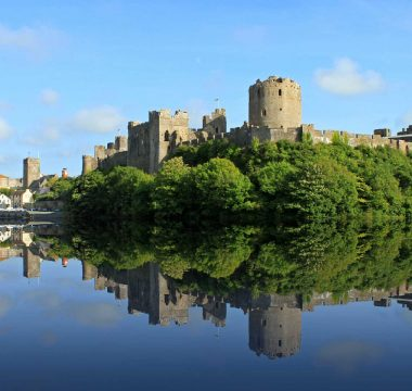 Pembrokeshire Castle
