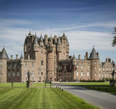 The Best Castles in Angus